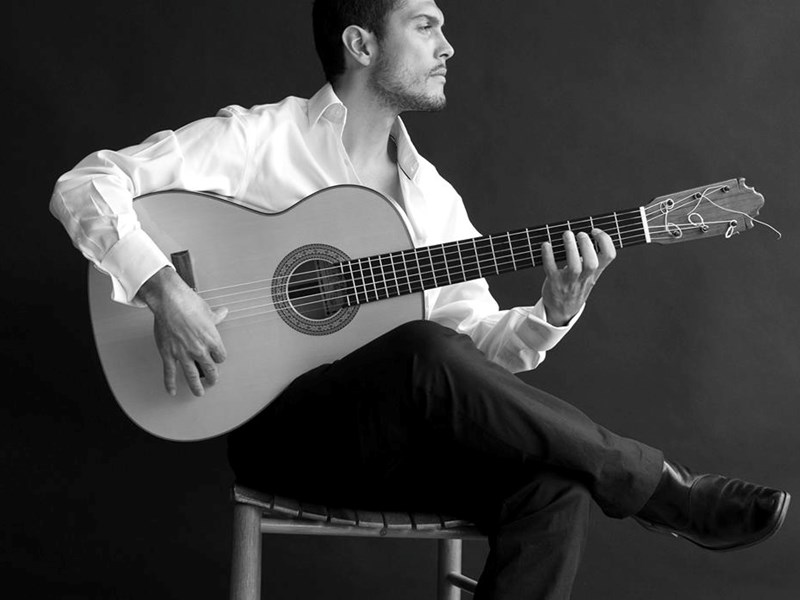 ANTONIO GARCIA: Spanish Classical/Flamenco Guitar - Classical Guitarist - Park City, UT