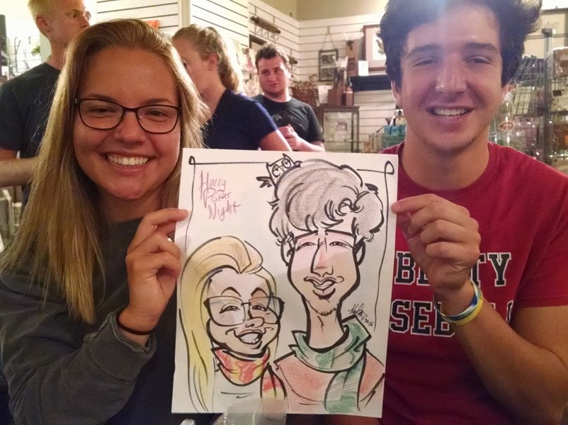 Caricatures by Kate - Caricaturist - Bethlehem, PA