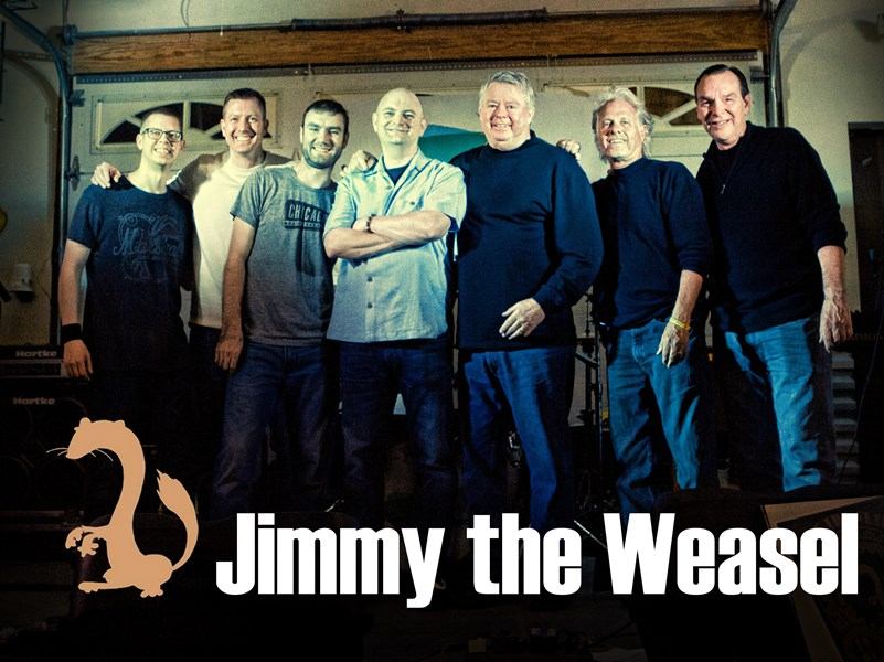 Jimmy the Weasel - Blues Band - Des Moines, IA