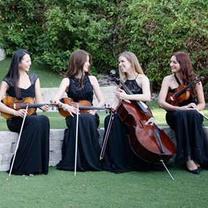 Malad City Chamber Music Quartet | Premiere Wedding & Event Music