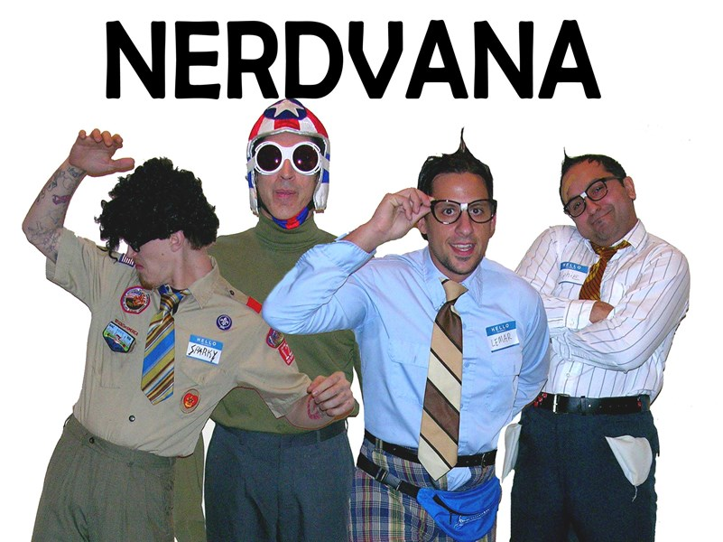 NERDVANA BAND - 90s Band - Chicago, IL