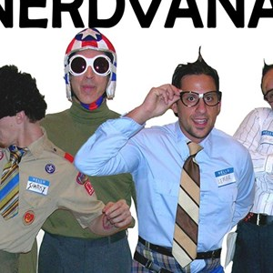 Barbeau 90s Band | NERDVANA BAND