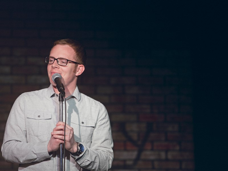 Bobby Ray Bunch - Stand Up Comedian - Davenport, IA