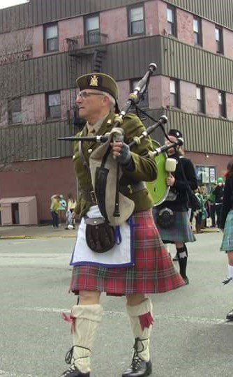 Bill Burt - Bagpiper - Bagpiper - Eatontown, NJ