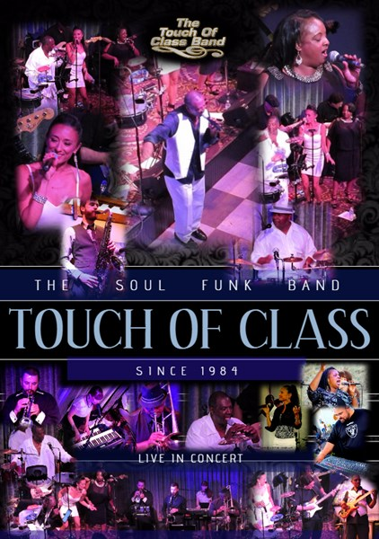 The Touch Of Class Band - R&B Band - San Jose, CA