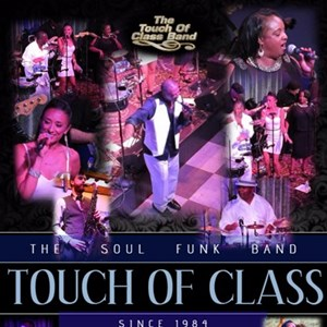San Jose, CA R&B Band | The Touch Of Class Band