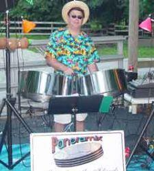 The Steel Drum Guy | Chicago, IL | Steel Drum Band | Photo #3