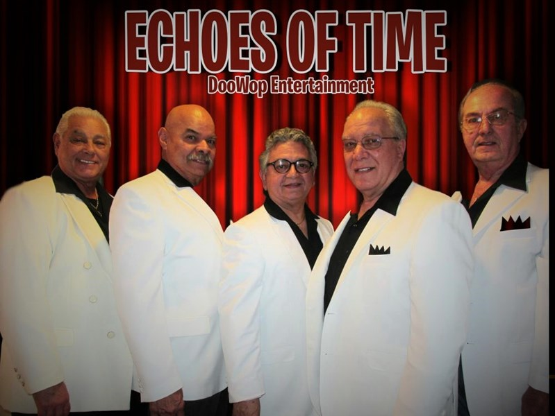 The Echoes of Time - Doo-wop Band - Staten Island, NY