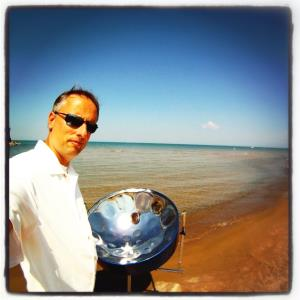 Cincinnati Brazilian Band | Kent Arnsbarger - Steel Drums & Island Sounds