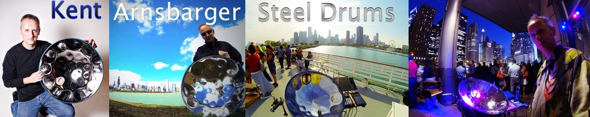 Kent Arnsbarger - Steel Drums & Island Sounds
