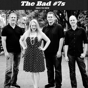 Denton 80s Band | The Bad #7s