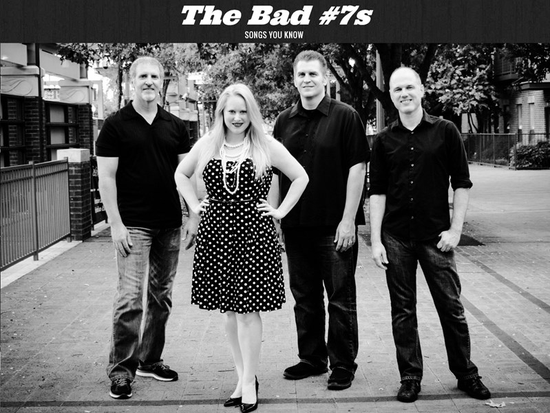 The Bad #7s - Cover Band - Frisco, TX