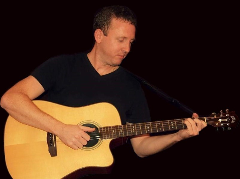Bill Blackburn - Acoustic Guitarist - Tarpon Springs, FL