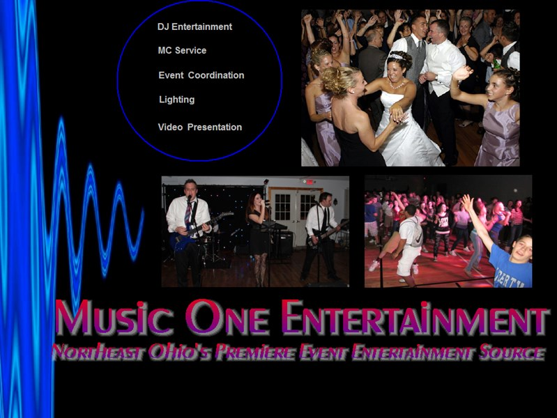 Music One Entertainment - DJ - Cleveland, OH