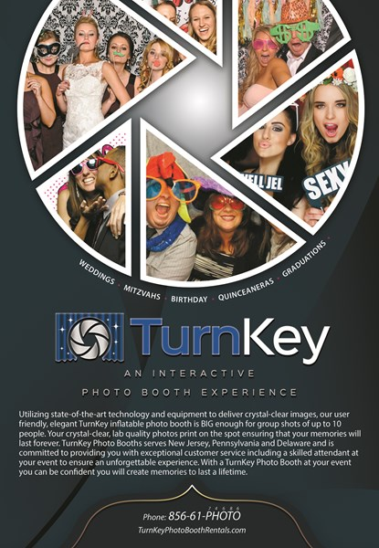 TurnKey Photo Booths - Photo Booth - Philadelphia, PA