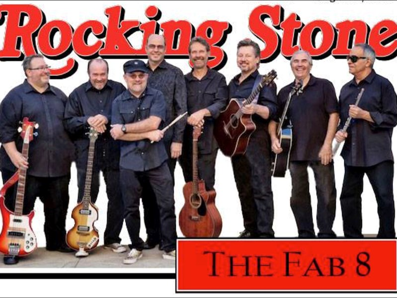 The Fab 8 - Acoustic/Electric Beatles Band - Beatles Tribute Band - Claremont, CA
