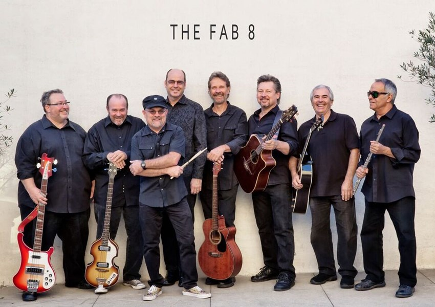 The Fab 8 - Acoustic Beatles Band - Beatles Tribute Band - Claremont, CA