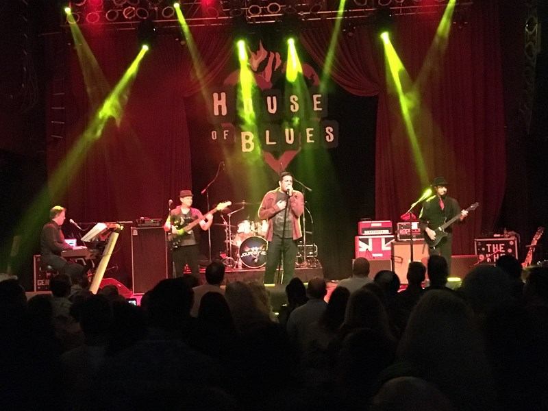 Live at The House of Blues - SD