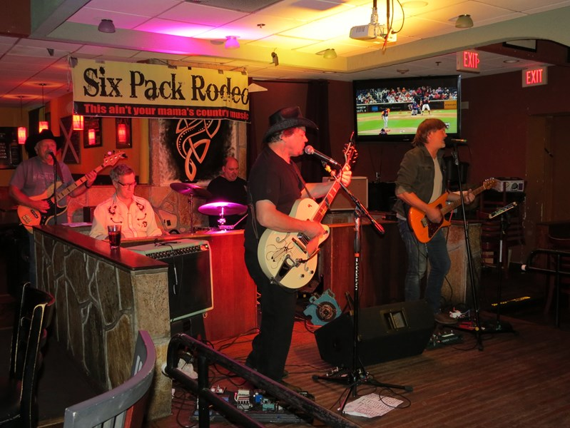 Six Pack Rodeo Band - Country Band - McLean, VA