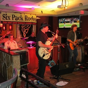 Wicomico Country Band | Six Pack Rodeo Band