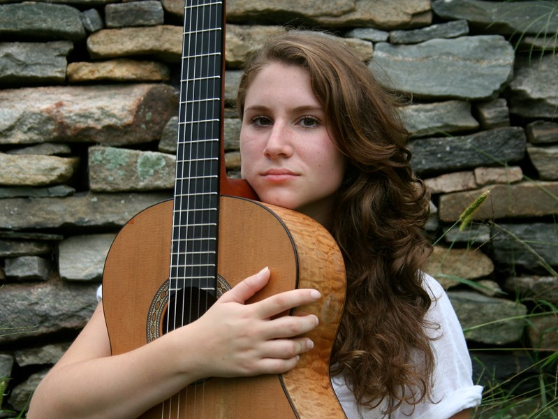 Amanda Sullivan - Classical Guitarist - Preston, CT