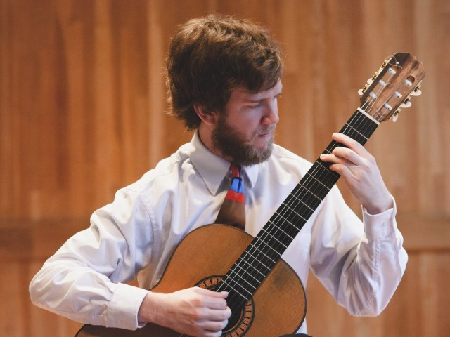 Michael Root, Guitarist - Classical Acoustic Guitarist - Las Vegas, NV