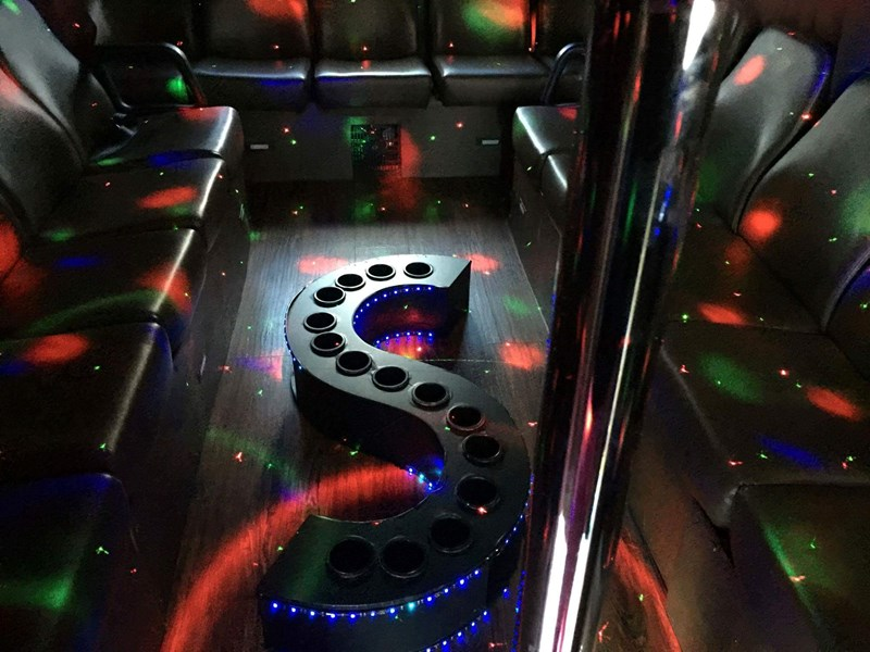 Party In Motion - Party Bus - Dallas, TX