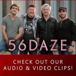 Sand Creek 90s Band | 56DAZE