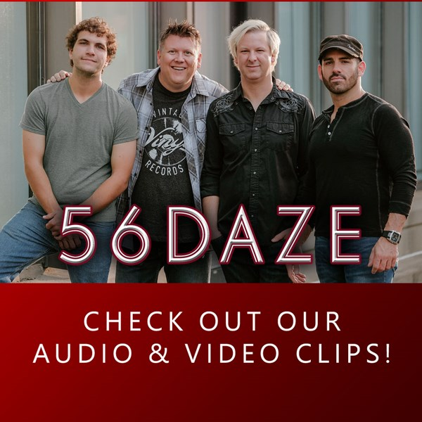 56 Daze - Cover Band - Toledo, OH