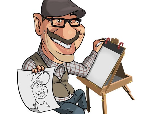 Dennis Hart - Caricaturist - Knoxville, TN