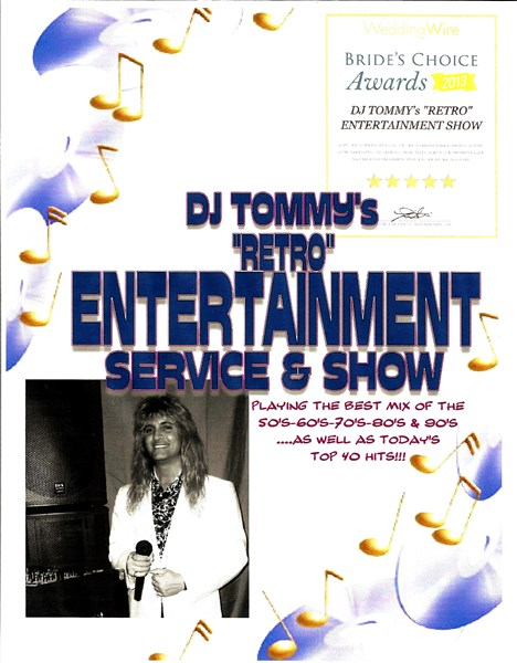 "DJ ToMMY's ""ReTRO SHOW"" & ENTERTAINMENT SERVICE - DJ - York, PA"