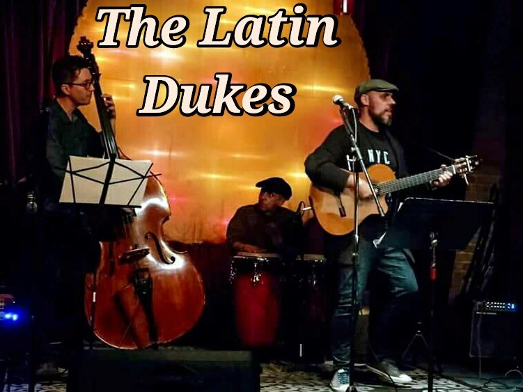 The Latin Dukes - Latin Band - Austin, TX