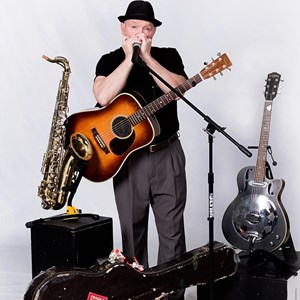 Fontanelle Saxophonist | Rich Blues and More
