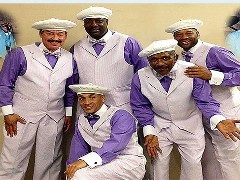 The Tams - R&B Band - Atlanta, GA