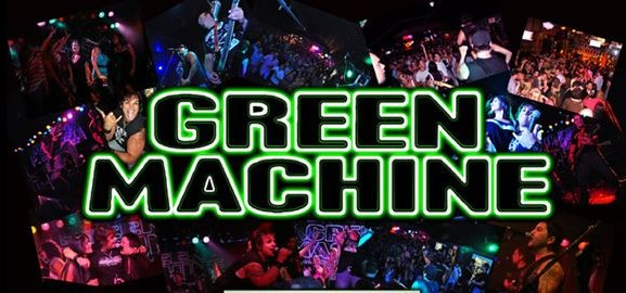 Green Machine - Cover Band - Lindenhurst, NY