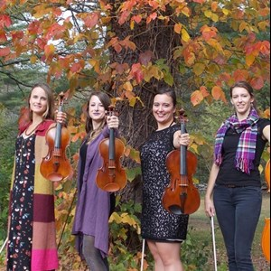 South Paris Chamber Music Duo | Blackstone Valley String Quartet