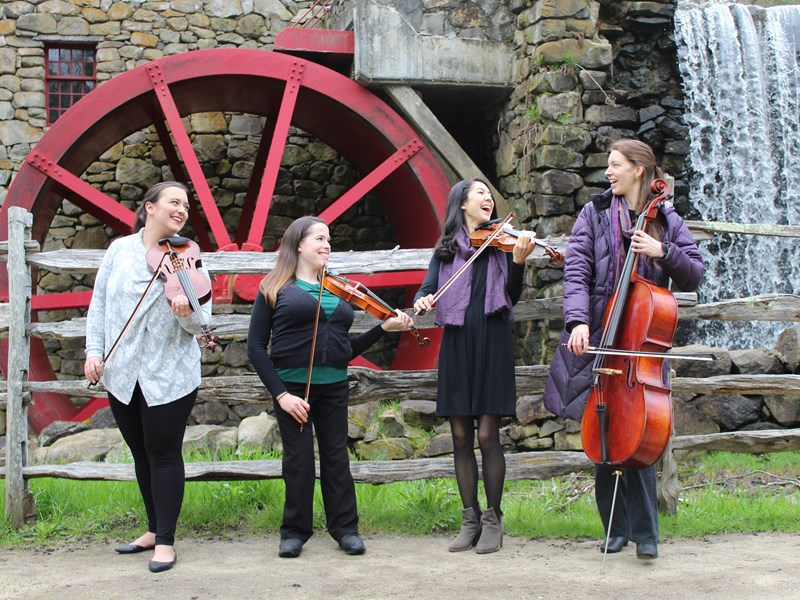 Blackstone Valley String Quartet - String Quartet - North Grafton, MA