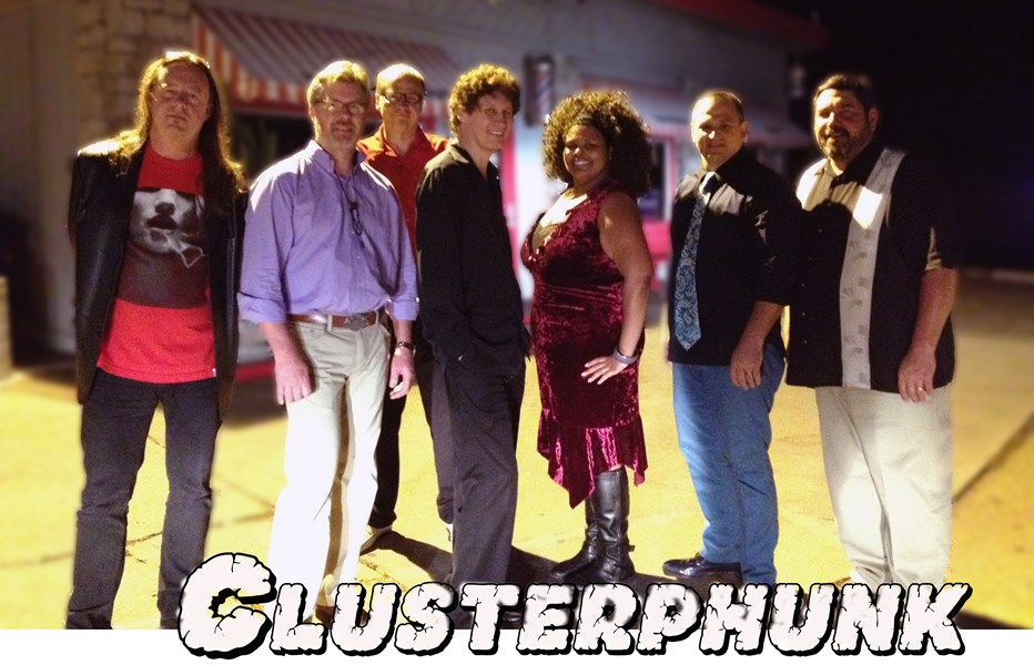 ClusterPhunk - Cover Band - Sacramento, CA
