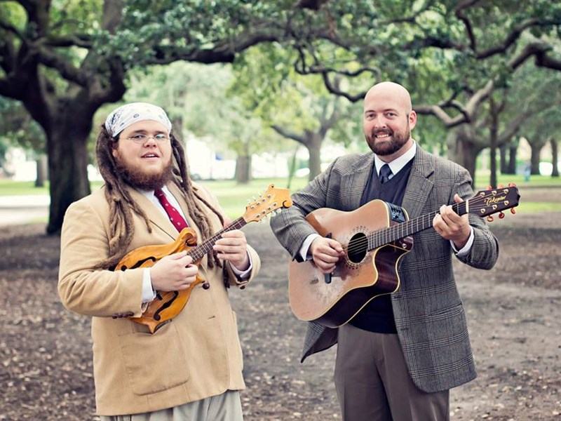 Red Cedar Review - Bluegrass Band - Charleston, SC