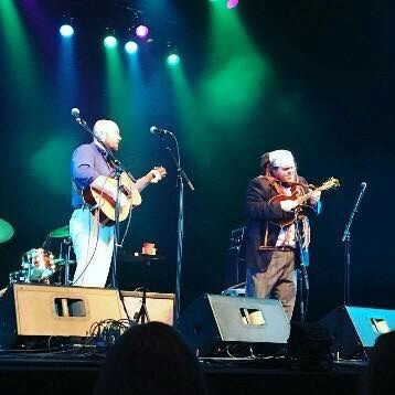 Opening for Jerry Douglas