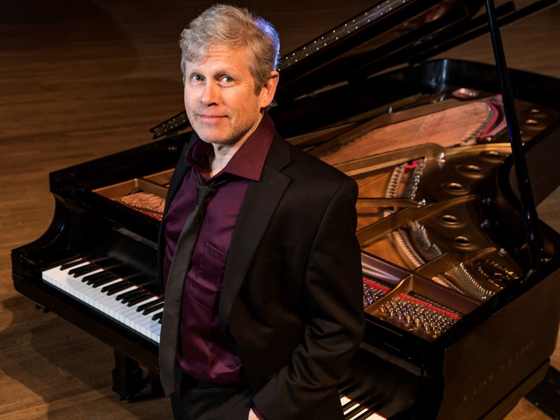 David Wohl - Pianist - Denver, CO