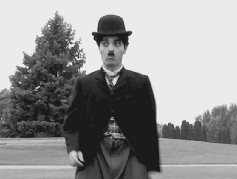 A Fellow Named Charlie - Charlie Chaplin Impersonator - Elgin, IL