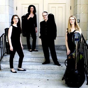 Blair Chamber Music Quartet | Nelson String Quartet