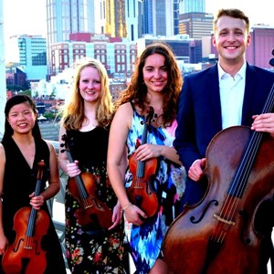 Center Chamber Music Quartet | Music City String Quartet