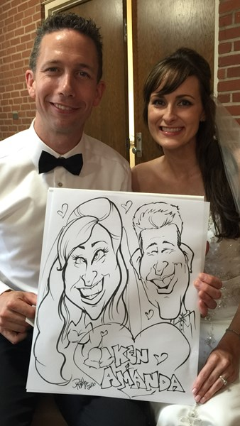 Polly DeHAYS - Caricaturist - Cleveland, OH