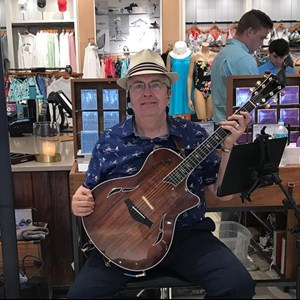 Peachtree City, GA Acoustic Guitarist | PLAY IT AGAIN, SAM: Guitar/Vocals/One-Man-Band!