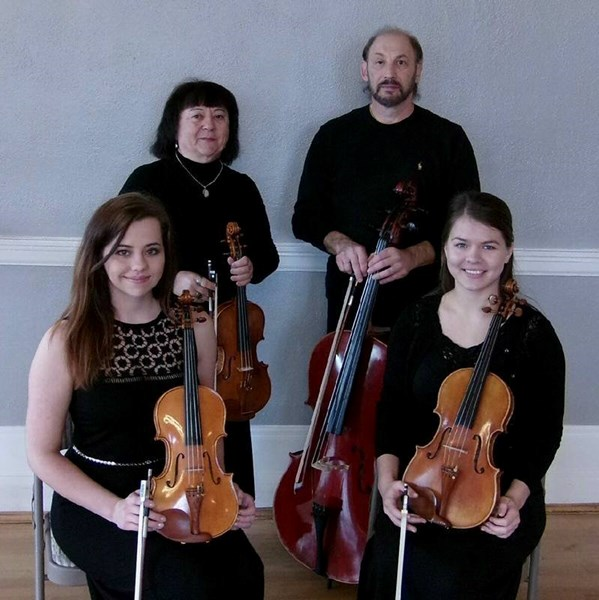 Allegro Quattro-Masters of Music - String Quartet - West Sacramento, CA