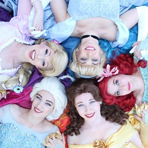 Bakersfield Princess Party | Crystal Castle Entertainment