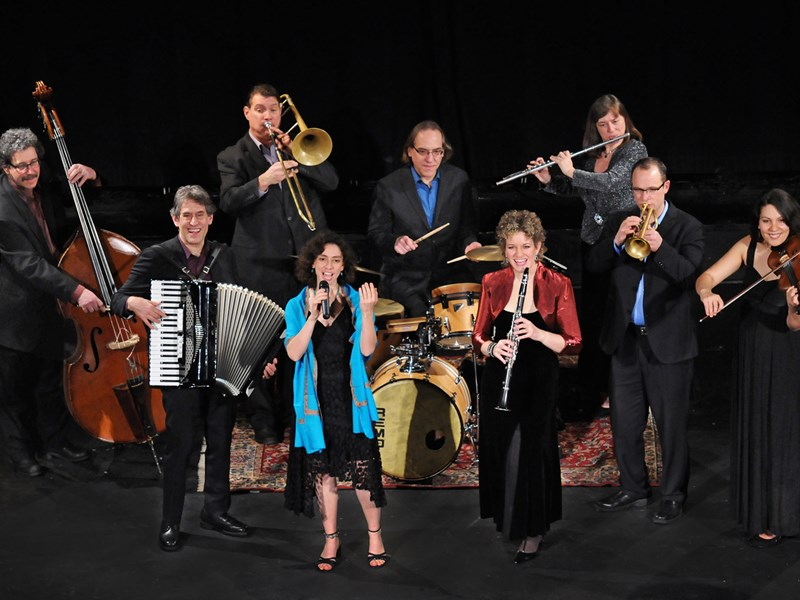 Klezmer Conservatory Band - Klezmer Band - Boston, MA