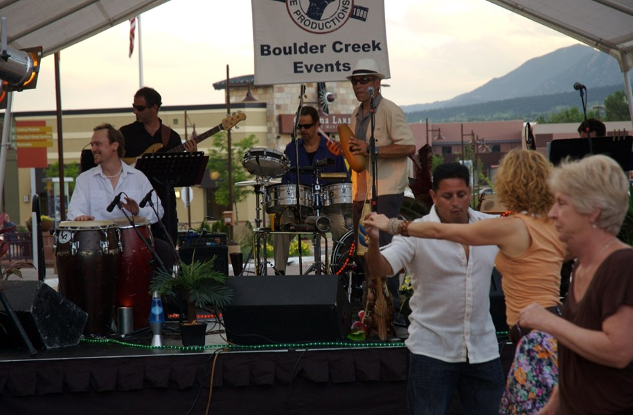 ONDA - Latin Band - Nederland, CO